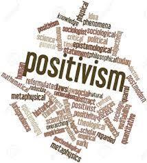 Concept of positivism