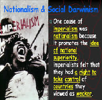 Nationalism and Social Darwinism