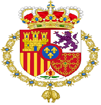 The King and Queen of Spain and New World Colonies