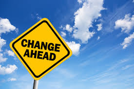 What causes change