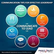 Effective business leadership communication