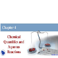 Chemical Quantities and Reactions