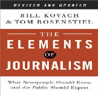 Elements of Journalism and Challenges Journalists