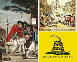 History on Colonial and Revolutionary America