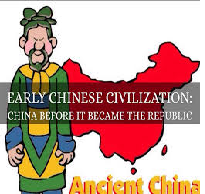 Main Features of Chinese Civilization