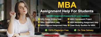 Online Essay MBA Projects