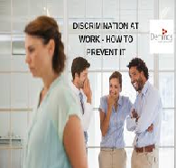 Preventing Discrimination in All Aspects of Employment