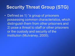 Security threat groups Assignment