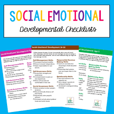Sharing Child Skills Checklist with Parents for Observation
