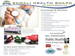 Somali Community Beliefs and Practices about Health