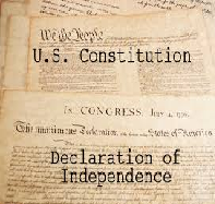 US Constitution the Declaration of Independence