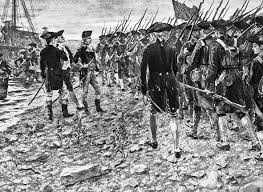 American history 1700-1799