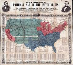 Contrast how slavery brought the North and South closer