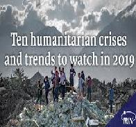 Advocacy Groups for Major International Crises