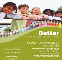 Center for Social and Emotional Learning Brochure
