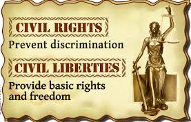Difference between Civil Liberties and Civil Rights