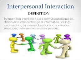 Experience of interpersonal interaction