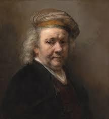Modern Day Rembrandt van Rijn Self Portrait