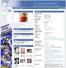 Period of Historical Facebook Profile