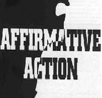 Policy Alternatives to Affirmative Action