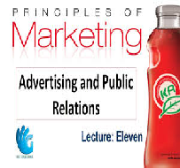 Principles of Advertising and Public Relations