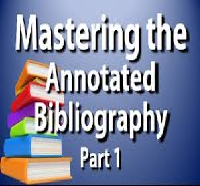 Source Provided According To Annotated Bibliography