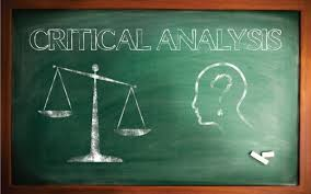Article Critical Analysis