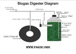 Biogas Plants Methane fuel Dissertation