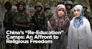 """How China's """"re-education"""" camps were covered"""
