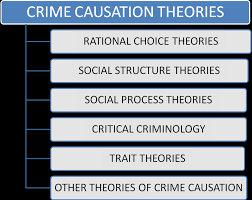 Social criminological theories