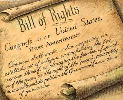 First Amendment to Constitution States