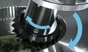 Machining accuracy of machines