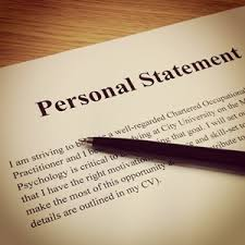 Masters of biomedical personal statement