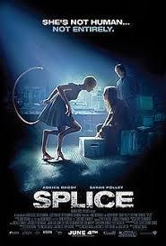 Canadian Cinema Splice dir. Vincenzo Natali