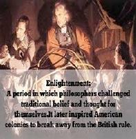 American Colonies Would Break Away From British Rule