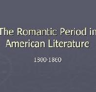 American Literature of Literary Analysis
