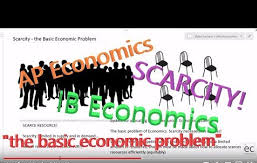 Basic Economic and Scarcity Problems Video Discussion