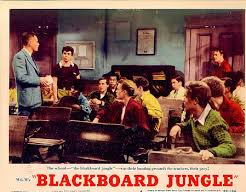 Blackboard Jungle Film Analysis Paper