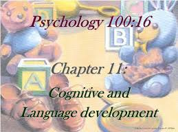Cognitive Psychology and Language Development