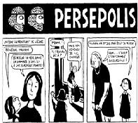 Comparing Comics to Marjane Satrapis Graphic Novel Persepolis