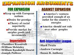 European and American Imperialist Expansion