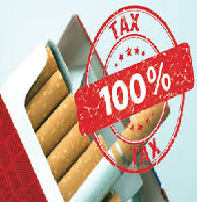 Excise Taxes on Alcohol and Cigarettes