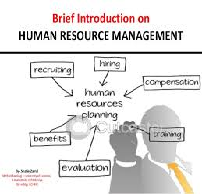 Introduction to Human Resources Management