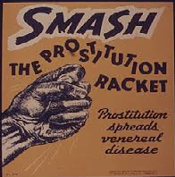 Legalization of Prostitution throughout the United States