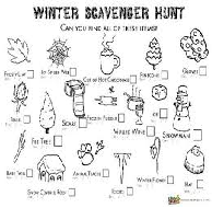 Locate Items from the Scavenger Hunt Essay Paper