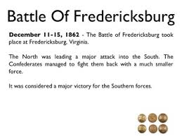 PowerPoint Presentation the Battle of Fredericksburg