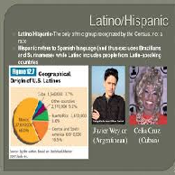 Racial and Ethnicity in Hispanic and Latino Essay Paper