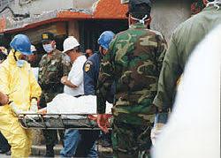 San Juan Puerto Rico Humberto Vidal Explosion