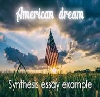 The American Dream is Pervasive Essay