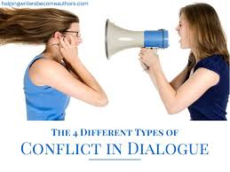 The Conflict in Dialogue Essay Paper